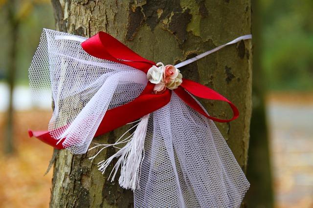Geschichte des Hochzeitsbaums